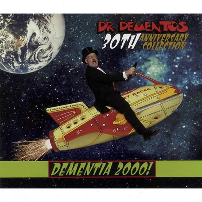 Dr. Demento's 30th Day of annual celebration Collection: Idiocy 2000! (2cd) (remaster)