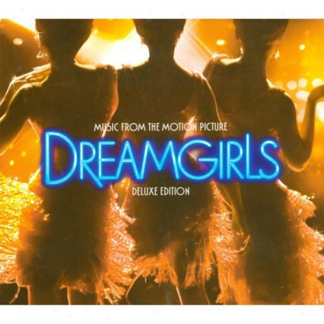 Dreamgirls Sound5ravk( drluxe Edition) (2cd) (digi-pak)