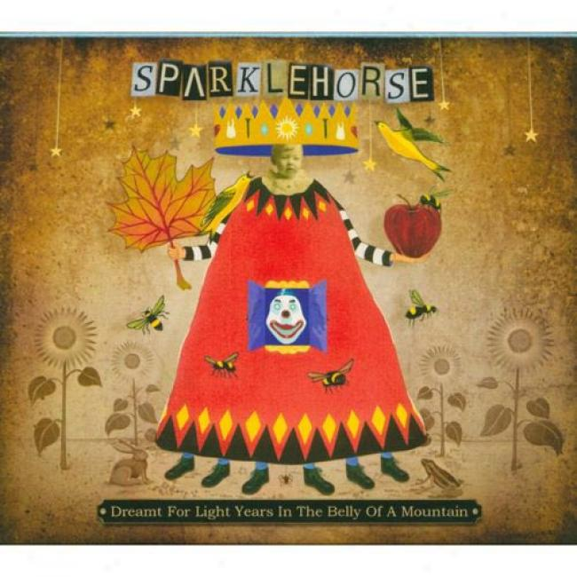 Dreamt For Light Years In The Belly Of A Mountain (cd Slipcase)