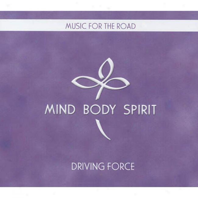 Driving Fprce:_Music For The Road (cd Slipcase)