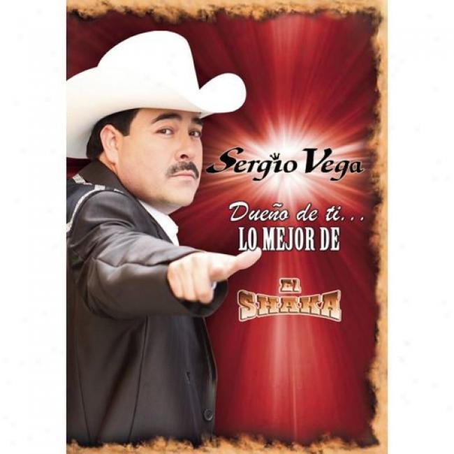 Dueno De Ti... Lo Mejor De El Shaka (music Dvd) (maray Box)