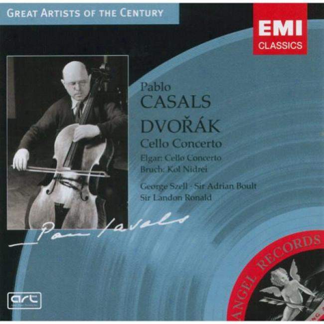Dvorak & Elgar: Cello Concertos, Etc. (remaster)