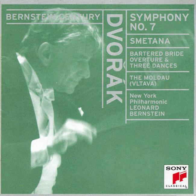 Dvorak: Symphony No.7/smetana: The Moldau (remaster)