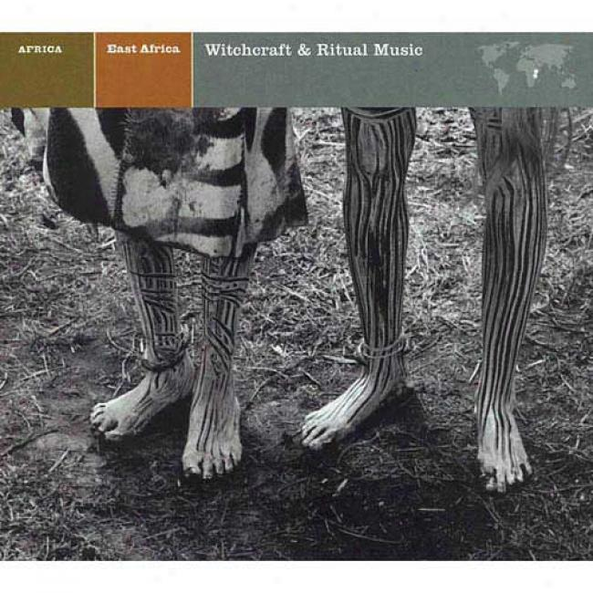 East Africa: Witchcraf t& Ritual Msuic (remaster) (cd Slipcase)