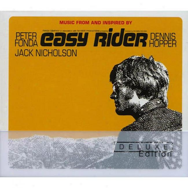 Easy Rider (deluxe Edition) (2cd) (digi-pak) (cd Slipcase)