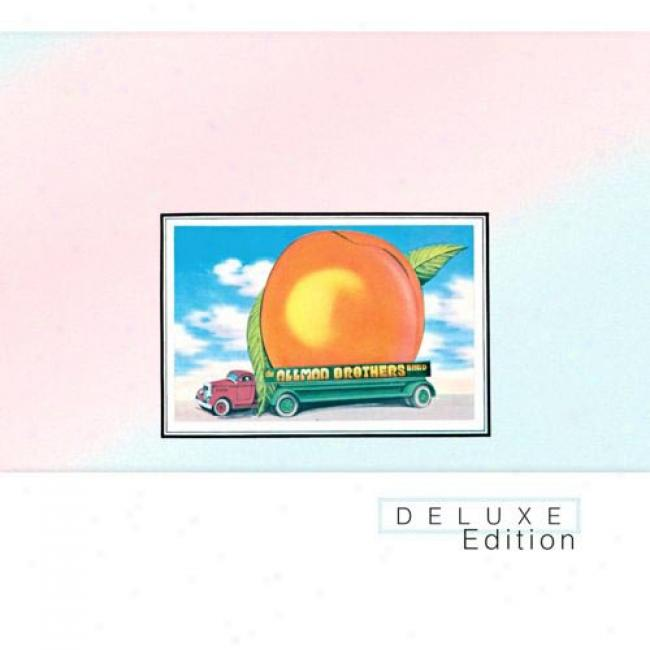 Eat A Peach (deluxe Edition) (2cd) (digi-pak) (cd Slipcase) (remaster)