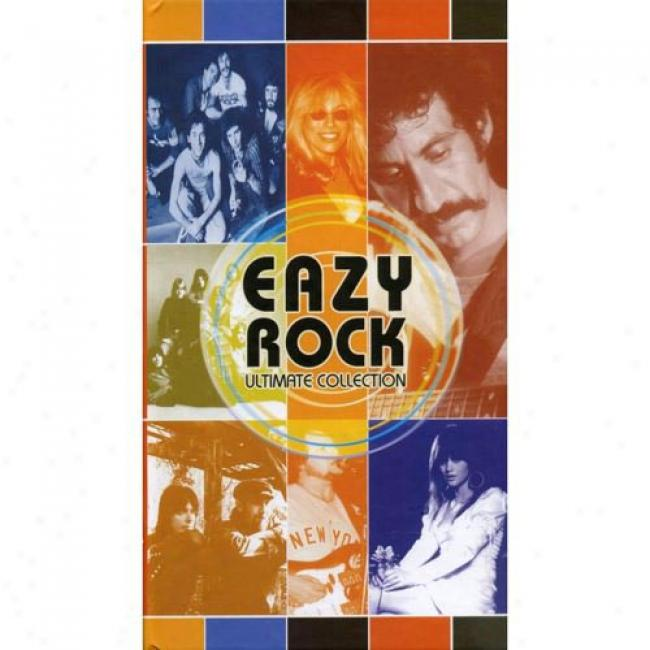 Ewzy Rock Ultimate Accumulation (3 Disc Box Set)