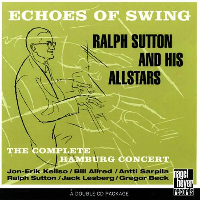 Echoes Of Swing: The Completed Hamburg Concert (2cd)
