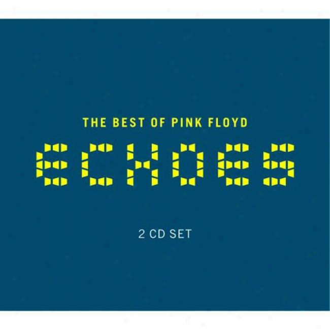 Echoes: The Brst Of Paragon Floyd (2cd) (cd Slipcase)