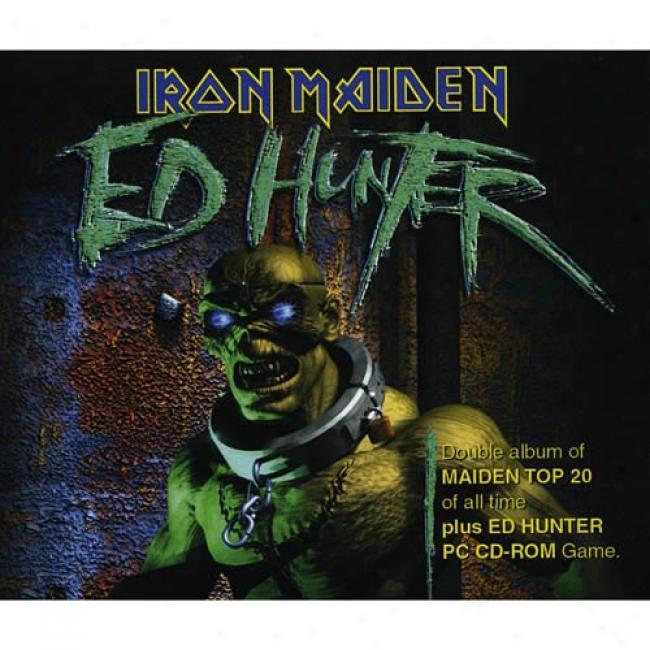 Ed Hunter (2cd)(includes Cd Rom Game Ed Hunter)