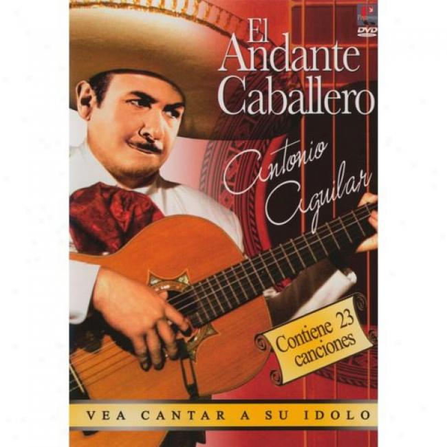 El Andante Caballero (music Dvd) (amaray Case) (remaster)