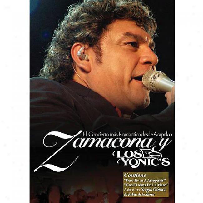 El Concierto Mas Romantico Desde Acapulco (music Dvd) (amaray Case)