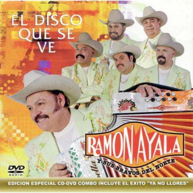 El Disco Que Se Ve (special Edition) (includes Dvd)