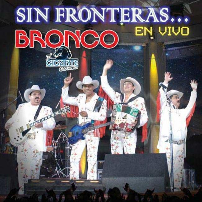 El Gigante De America: Sin Fronteras... En Vivo (includes Dvd)