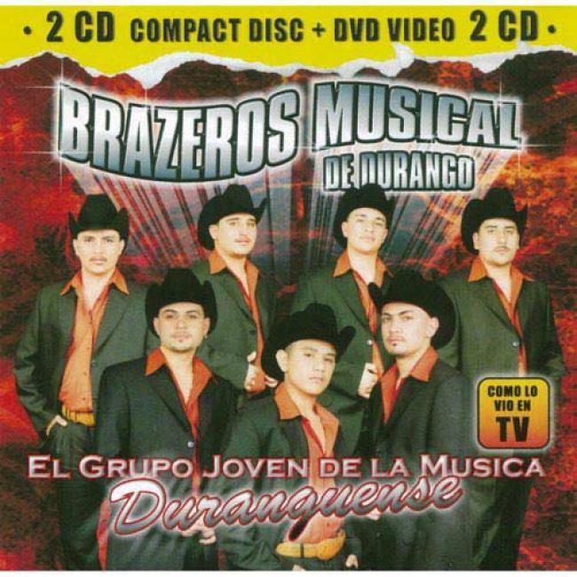 El Grupo Joven De La Musica Duranguense (includes Dvd)