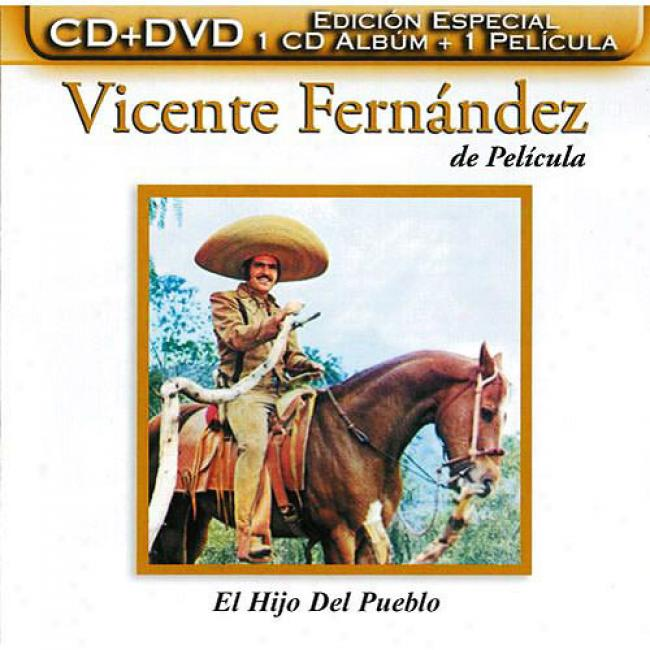 El Hijo Del Pueblo (special Edition) (includes Dvd)