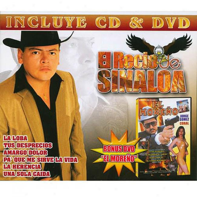 El Recio De Sonaloa Con Band Y Norteno (includes Dvd)