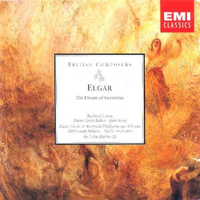 Elgar: The Dream Of Gerontius (2cd) (remaaster)
