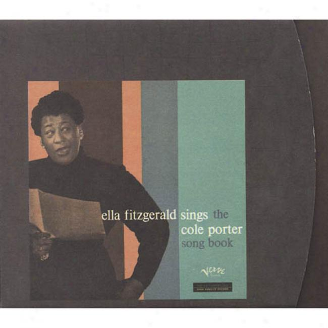 Ella Fitzgerald Sings The Cole Porter Songbook (2cd) (digi-pak)