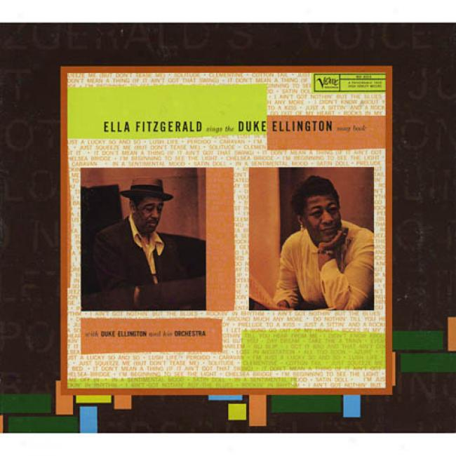 Ella Fitzgerald Sings The Duke Ellington Lay Book (3cd)