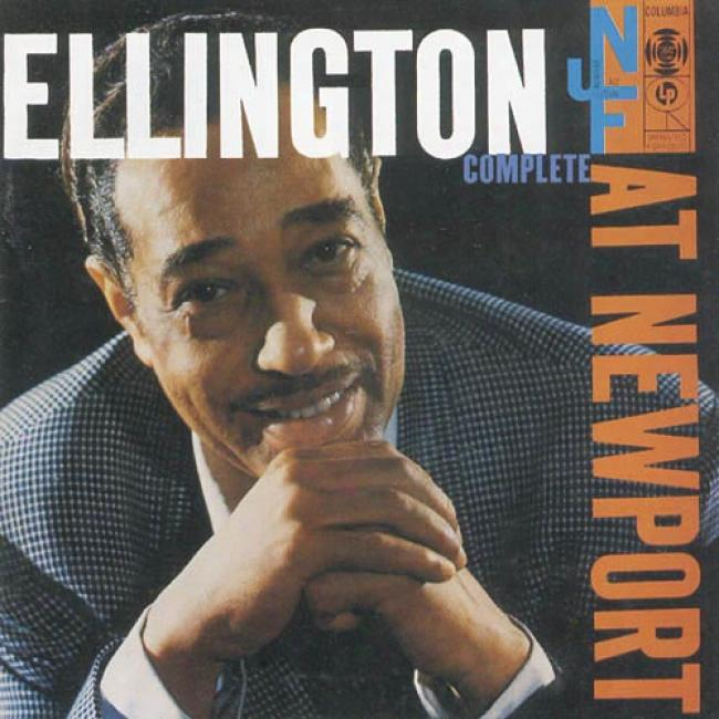 Ellington At Newport 1956 (Finish) (2cd) (remaster)