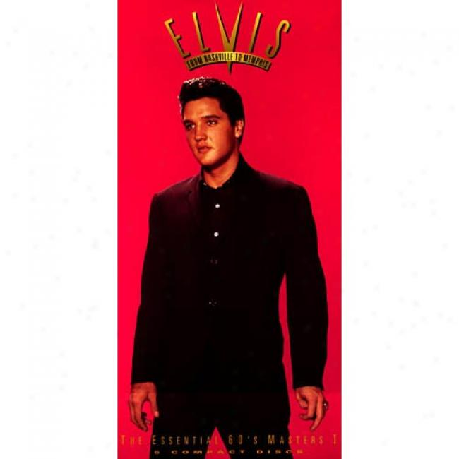 Elvis: From Nashville To Memphis - The Essential 6'0s Masters I (5 Disc Box Set) (remaster)