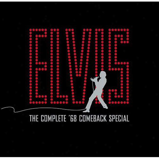 Elvis: The Complete '68 Comeback Special (40th Anniversary Edition) (4 Disc Box Set)