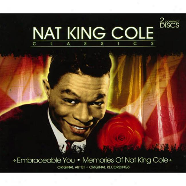 Embraceable You/memorie sOf Nat King Cole (cd Slipcase) (remaster)