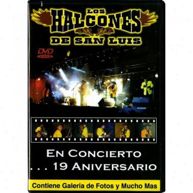 En Concierto... 19 Anniversarios (music Dvd) (amaray Case)
