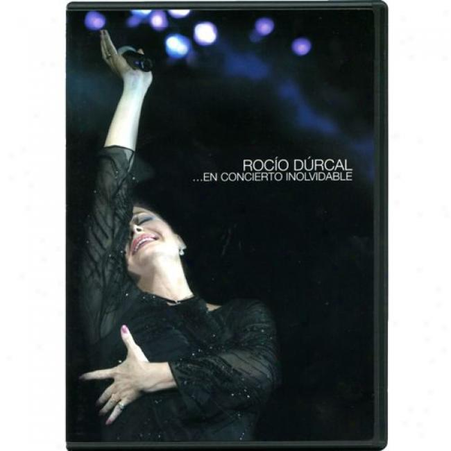 ...en Concierto Inolvidable (music Dvd) (amaray Case)