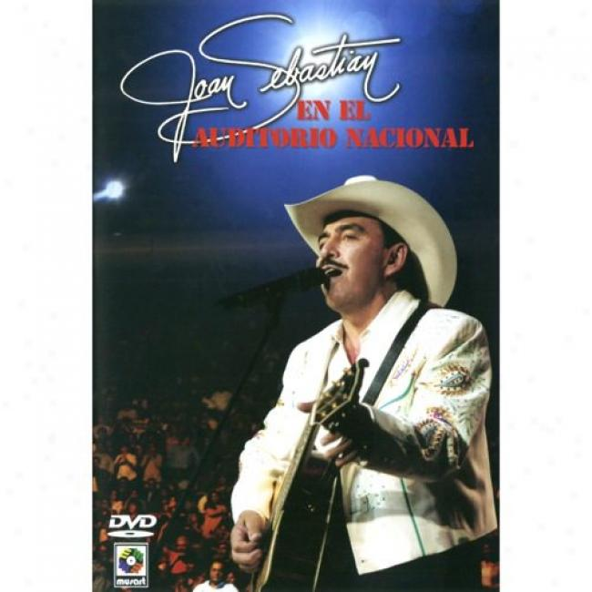 Eh El Auditorio Nacional (music Dvd) (amaray Case)