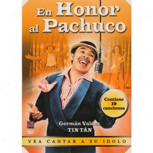En Honor Al Pachuco (music Dvd) (amaray Case) (remaster)