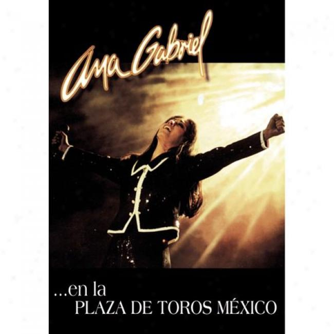 En La Plaza De Toros Mexico (music Dvd) (amaray Case)