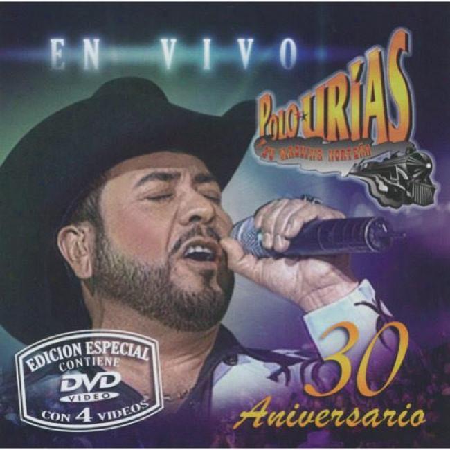 En Vivo: 30 Aniversario (special Edition) (includes Dvd)