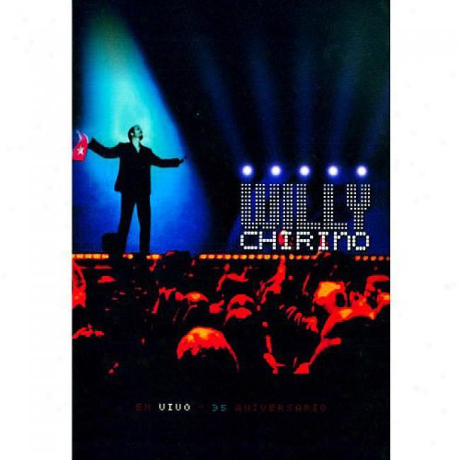 En Vivo: 35 Aniversario (muaic Dvd) (amaray Case)