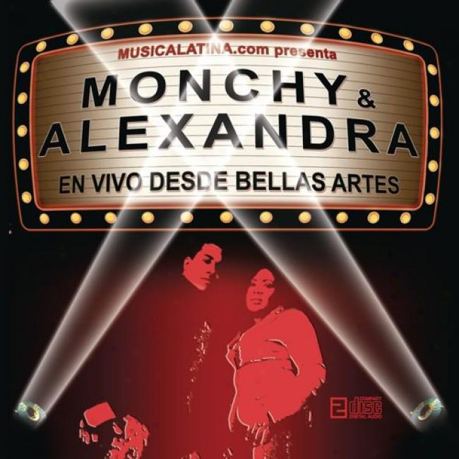 En Vivo Desde Bellas Artes (2cd) (includes Dvd)