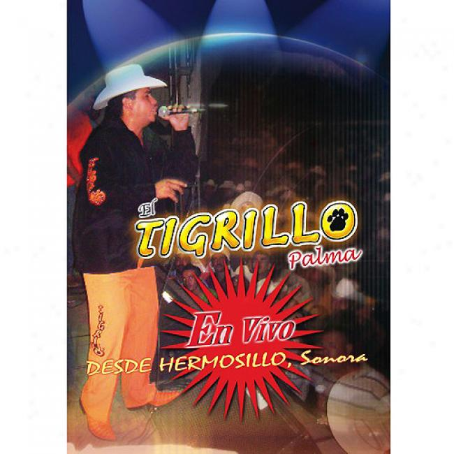 En Vivo Desde Hermosillo, Sonora (Melody Dvd) (amaray Case)