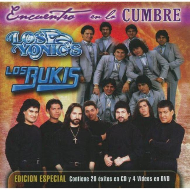 Encuentro En La Cumbre (special Edition) (includes Dvd)
