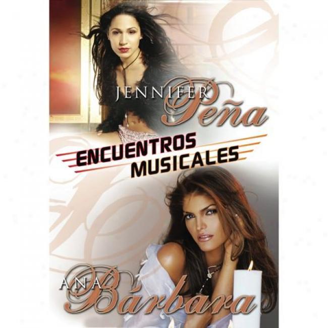 Encuentros Musicales (music Dvd) (amaray Cae)