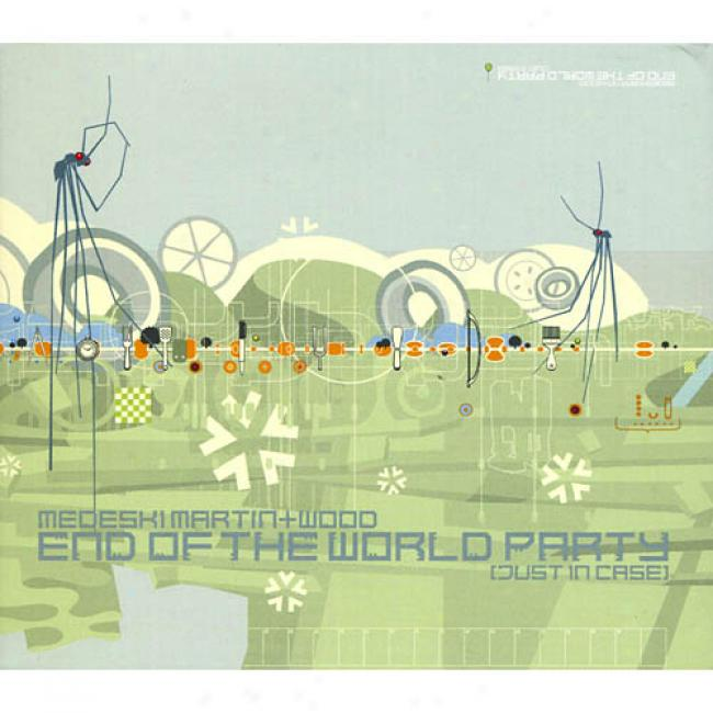 End Of The World Party (jjst In aCse) (digi-pak)
