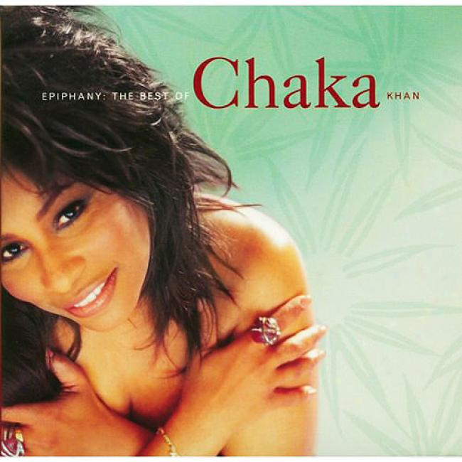 Epiphany: The Best Of Chaka Khan (wal-mart Exclusive) (eco-friendly Package)