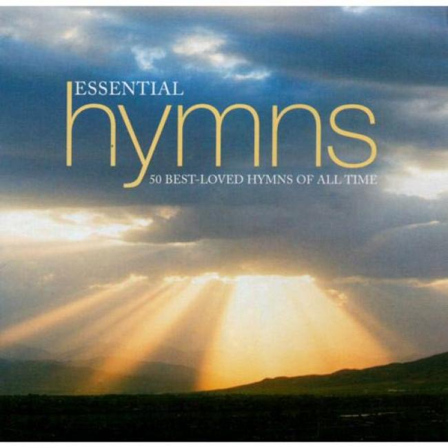 Essential Hymns: 50 Best-loved Hymns Of All Time (2cd)