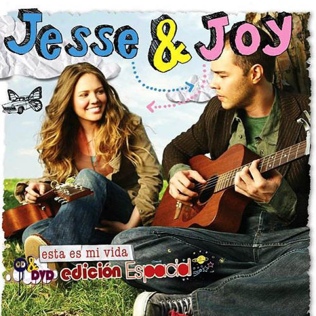 Esta Es Mi Vida (special Edition) (includes Dvd)