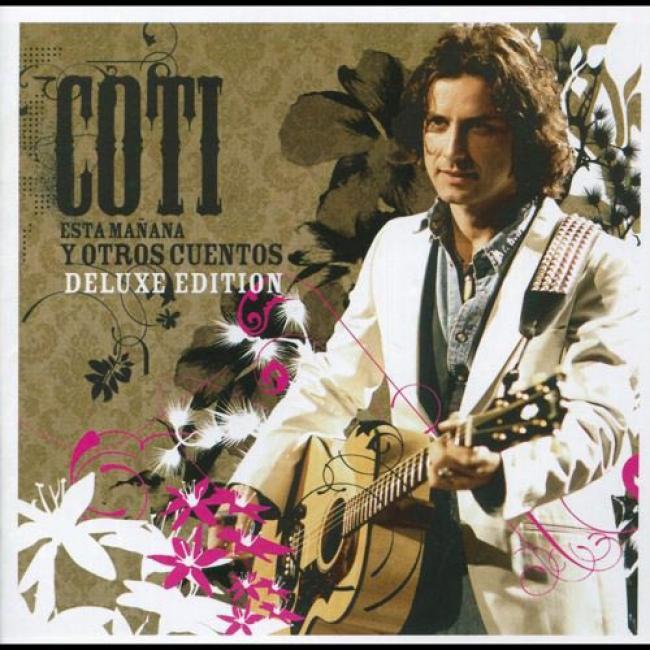 ...esta Manana Y Otros Cuentos (deluxe Impression) (includes Dvd)