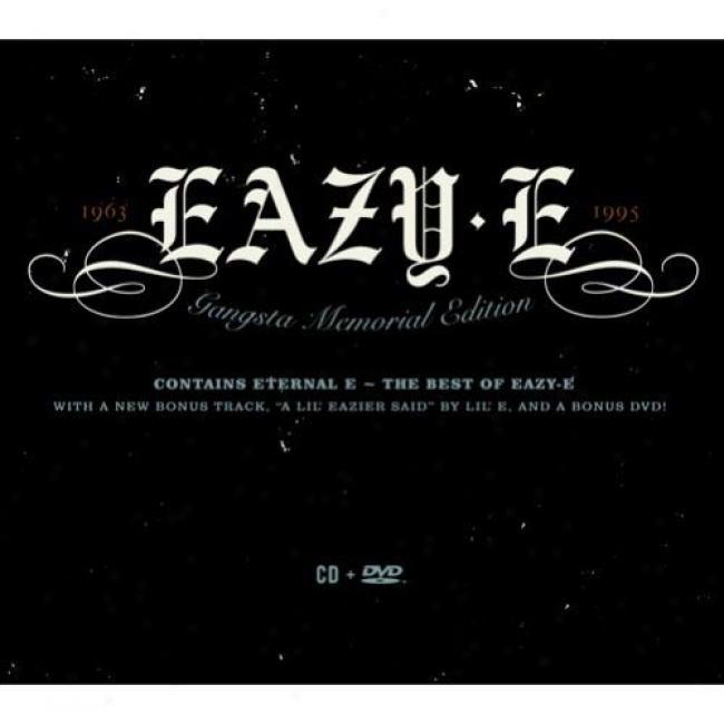 Eternal E: Gangsta Memorial Edition (edited) (includes Dvd) (remaster)
