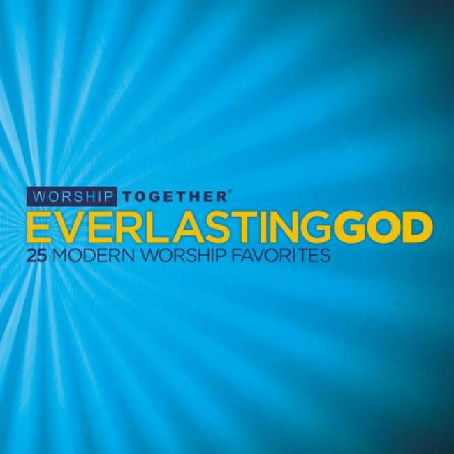 Everlasting God: 25 Modern Worship Favorites (2cd)