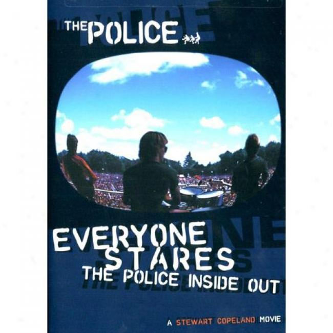 Everyone Stares: The Police Inside Out (music Dvd) (amaray Case)