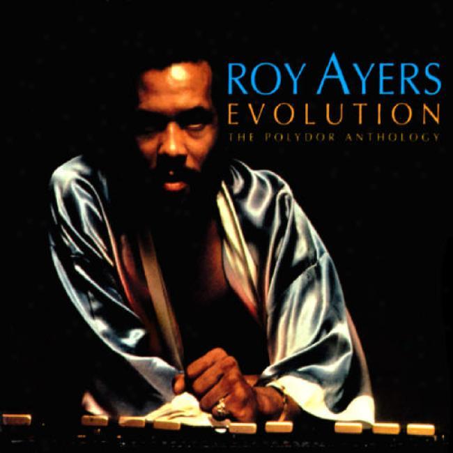 Evolition: The Polydor Anthology (2cd) (cd Slipcase) (remaster)