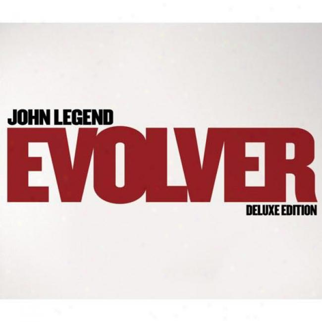Evolver (deluxe Edition) (includes Dvd) (cd Slipcase)