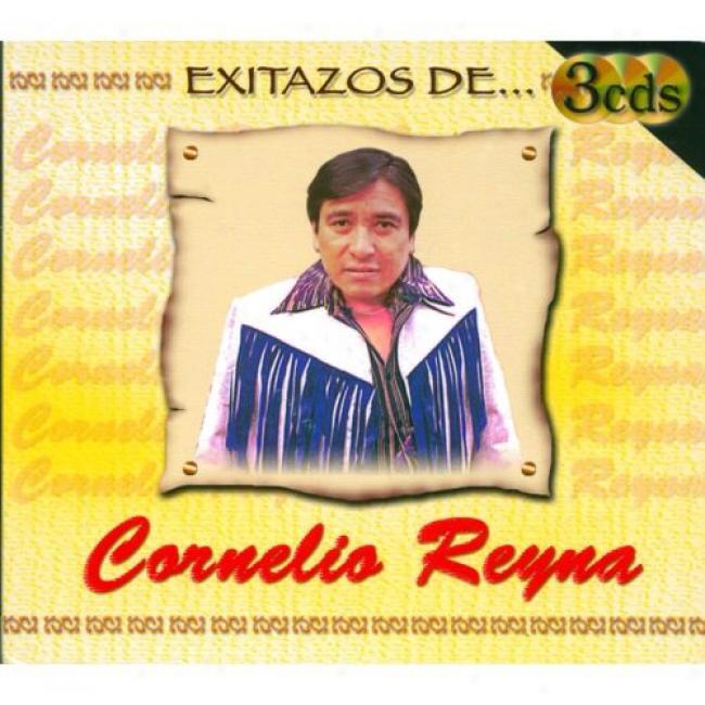 Exitazos De... Cornelio Reyna (3cd) (digi-pak)